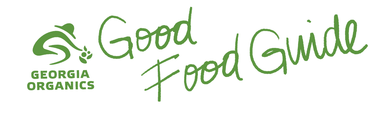 Georgia Organics Good Food Guide