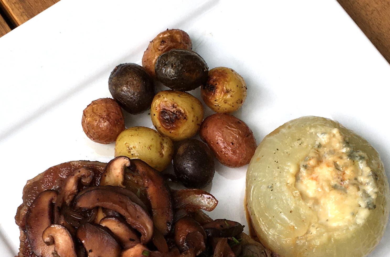 Baby Potatoesa