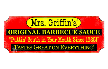 Mrs Griffins Barbeque Sauce
