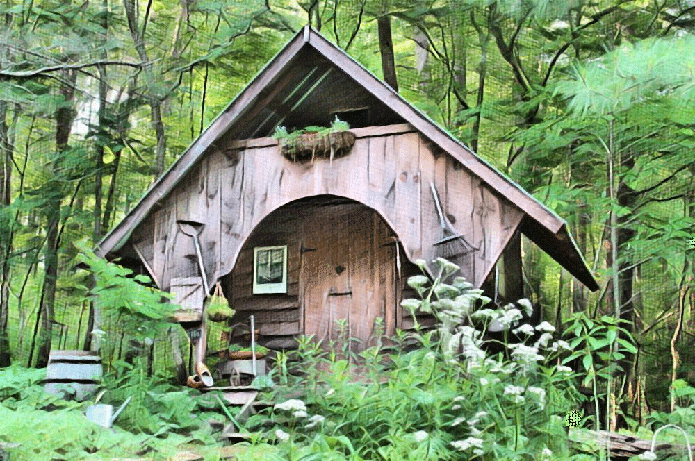 Herb Shed