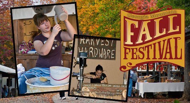 Georgia Mountain Fall Festival